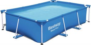 Piscina hinchable rectangular Bestway sin depuradora