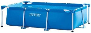 Piscina hinchable rectangular Intex